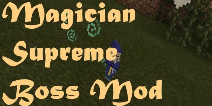 Magician Supreme Boss Mod apk screenshot