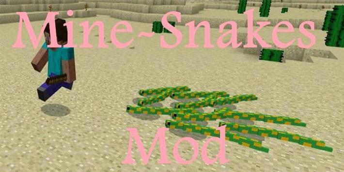 Mine-Snakes Mod apk screenshot