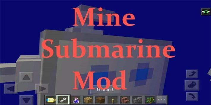 Mine-Submarine Mod apk screenshot