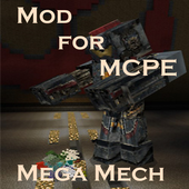 Mod for MCPE Mega Mech icon
