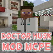 Doctor Husk MOD for MCPE icon