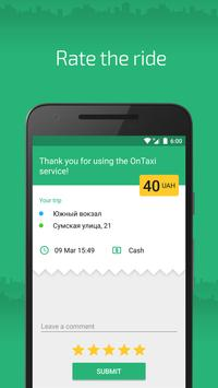 OnTaxi - book a taxi online apk screenshot