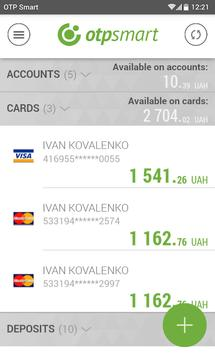 OTP Smart apk screenshot