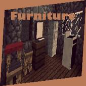 Modern Furniture Add-on MC PE icon