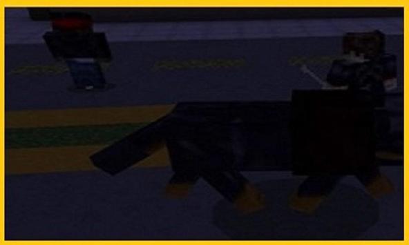 Doberman Companion mod MCPE screenshot 1