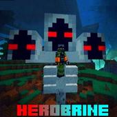 Herobrin Addon For Minecraft PE icon