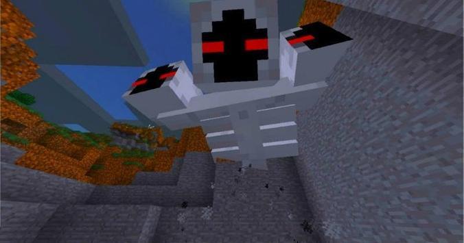 Herobrin Addon For Minecraft PE screenshot 1