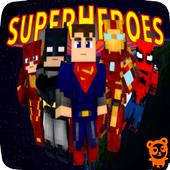 Superheroes Addon Minecraft icon