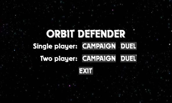 Orbit Defender apk screenshot