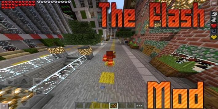 Flash MOD MCPE apk screenshot