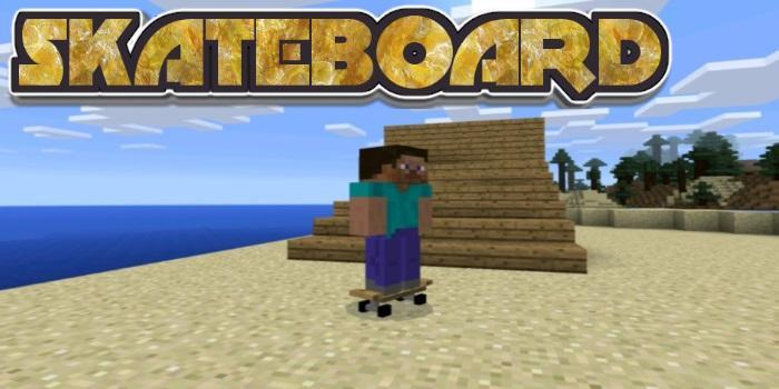 Skateboard Mod poster