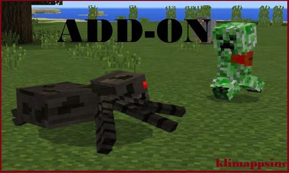 Mob Factions Addon poster