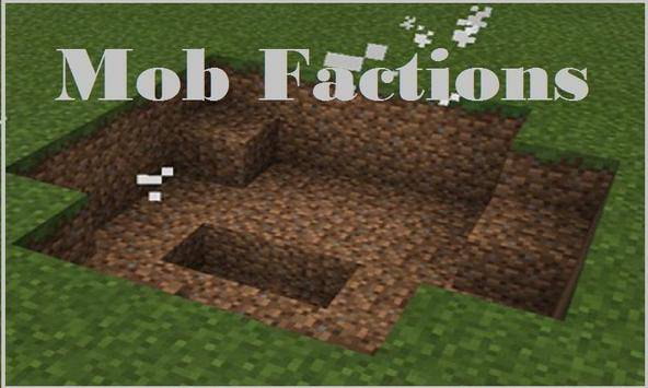 Mob Factions Addon apk screenshot