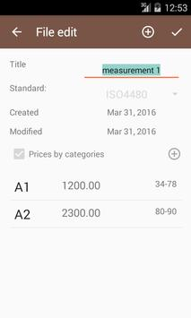 Timber calculator (free) apk screenshot