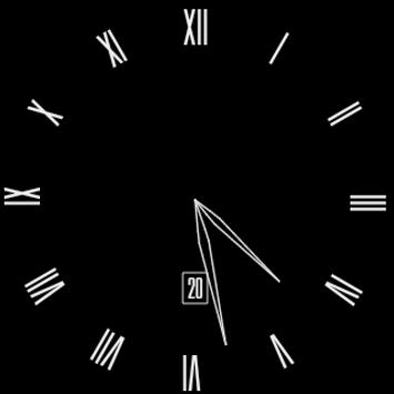 Daydream Watch Face apk screenshot