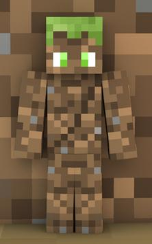 Camouflage spy skins mcpe screenshot 3