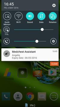 Medicine chest Assistant apk screenshot