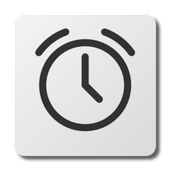 Minimal Alarm icon