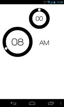 Minimal Alarm apk screenshot
