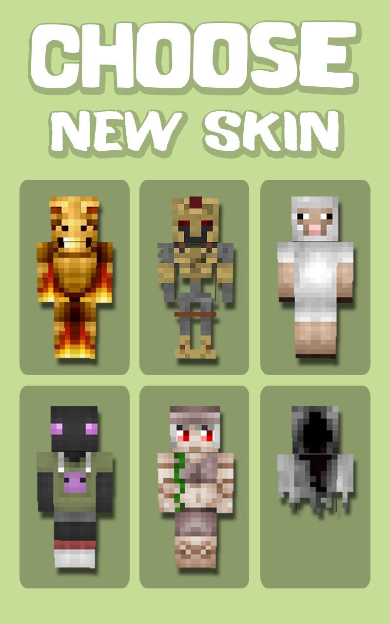 Mob Skins para Android - APK Baixar