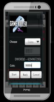 Game Killer Install Free apk screenshot