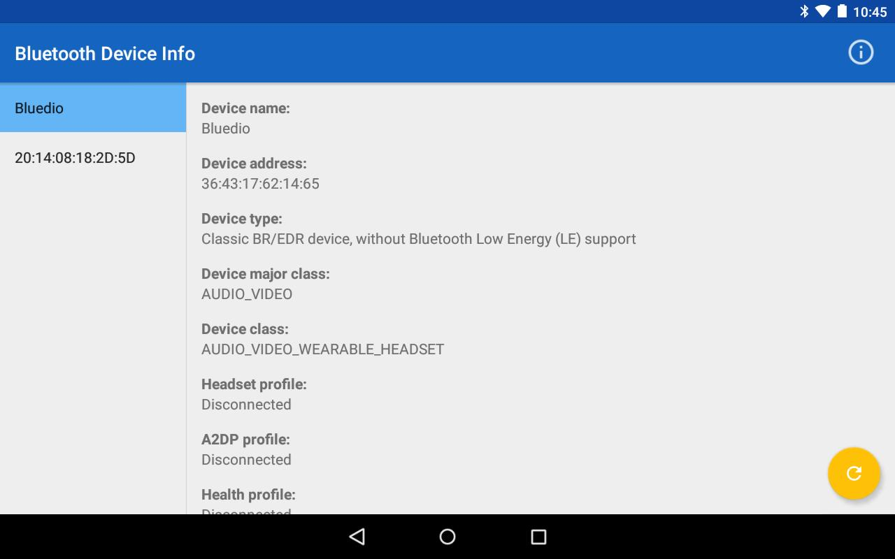 Bluetooth Device Info For Android Apk Download