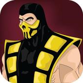 How To Draw Mortal Kombat X icon