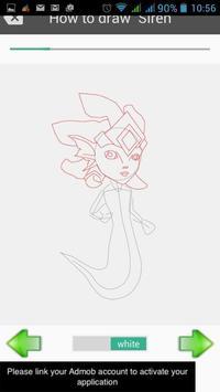 How to Draw Castle Clash apk screenshot