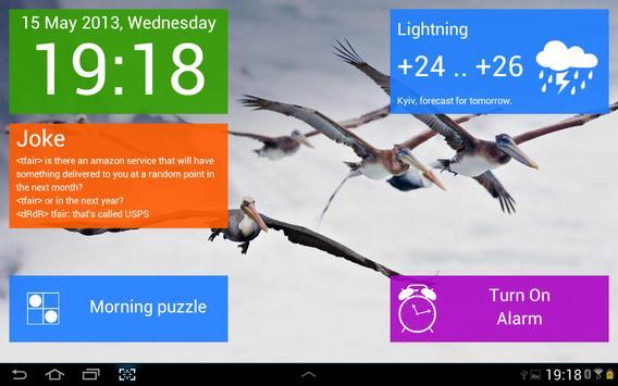 Alarm x4 (Open Source) apk screenshot