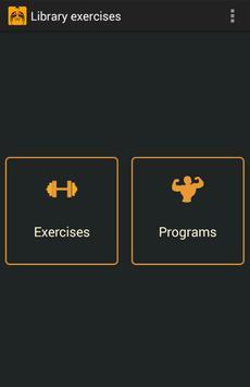Exercises for gym Ekran Görüntüsü 3