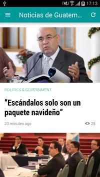 Guatemala News poster