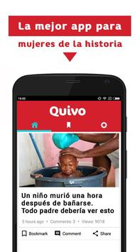 Quivo poster