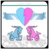 Horoscope ideal Compatibility simgesi