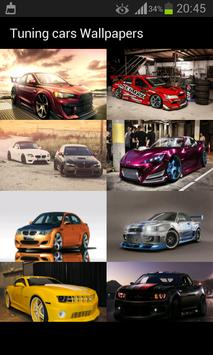 Tuning cars Wallpapers poster