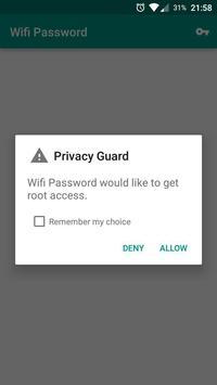 Wifi Password (Root) screenshot 3