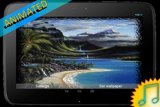 Fantasy Landscapes Wallpaper apk screenshot