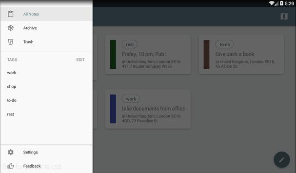 MNotes screenshot 12