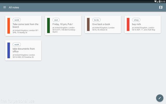 MNotes screenshot 7