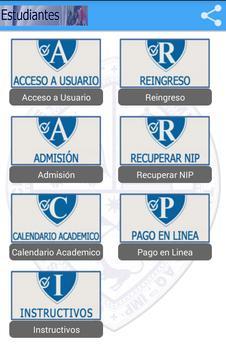 UASD Estudiantes poster