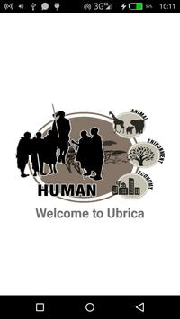 Ubrica Project poster