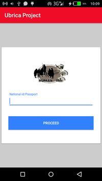 Ubrica Project screenshot 1