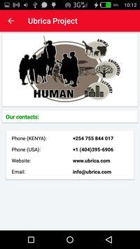 Ubrica Project screenshot 2