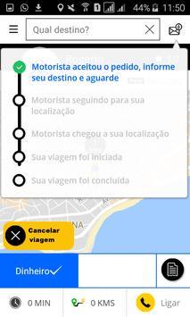 UbTaxi Passageiro screenshot 2
