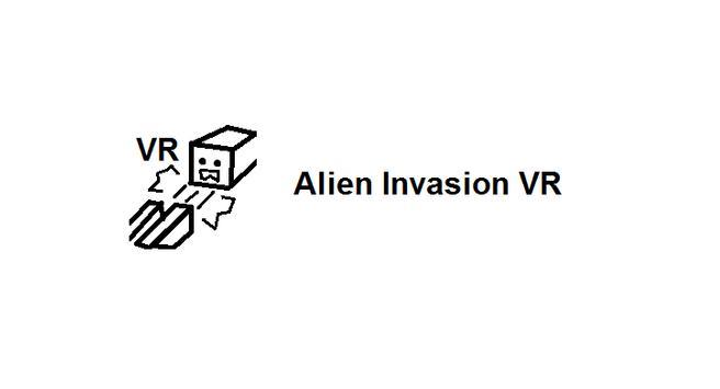 Alien Invasion VR poster