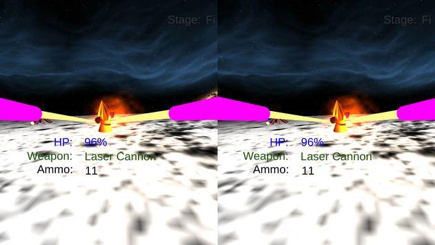 Alien Invasion VR apk screenshot