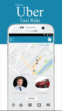 Free Uber Taxi Ride Tips poster