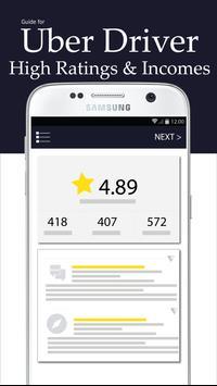 Free Uber Driver Ratings Tips apk screenshot