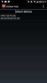 UCLEAR Hub screenshot 1