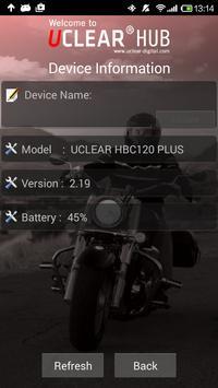 UCLEAR Hub screenshot 2