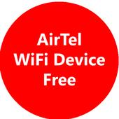 Free Airtel WiFi Device icon